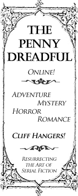 The Penny Dreadful banner